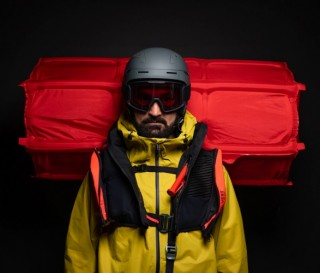 Colete salva vidas com airbag - AEROSIZE AVALANCHE VEST - Imagem - 4