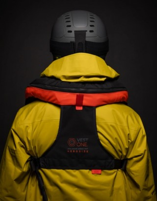 Colete salva vidas com airbag - AEROSIZE AVALANCHE VEST - Imagem - 5