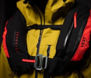 Colete salva vidas com airbag - AEROSIZE AVALANCHE VEST - Imagem - 3