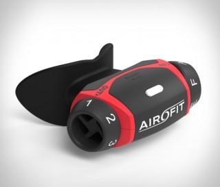 Aparelho de Respiração Para Pulmões Mais Fortes - AIROFIT - Imagem - 4