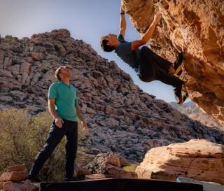 Alex Honnold & Tommy Caldwell Teach Rock Climbing - Imagem - 2