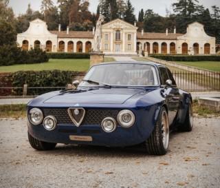 Alfa Romeo Giulia GT Elétrico - Imagem - 4