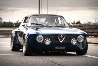 Alfa Romeo Giulia GT Elétrico