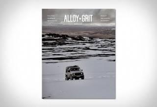 Revista Alloy + Grit - para Entusiastas da Land Rover