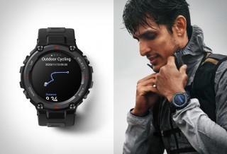 Relógio Acessível e Bonito - Amazfit T-Rex Pro