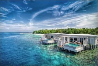 RESORT DE LUXO NAS MALDIVAS - AMILLA FUSHI RESORT