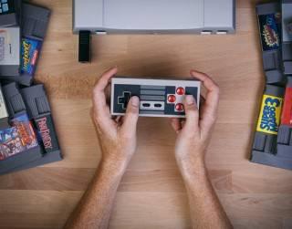 Console de Jogos Analogue NT Mini - Imagem - 3
