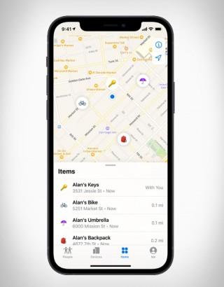 A Apple finalmente lançou o tão aguardado AirTag - Imagem - 5