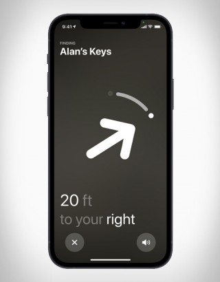 A Apple finalmente lançou o tão aguardado AirTag - Imagem - 3