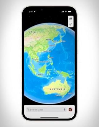Experiência Tridimensional - Apple Maps 3D View - Imagem - 5