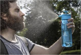 Garrafa D'água Aquabot