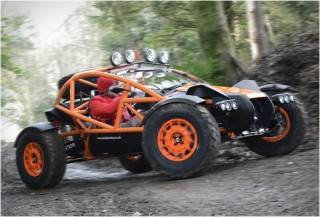 SUPER CARRO ARIEL NOMAD