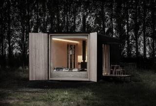 Cabana Móvel | ARK Shelter