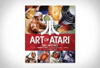 Livro: Art Of Atari