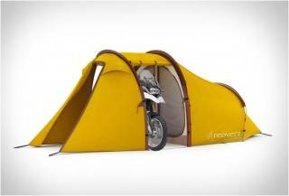 EXPEDIÇÃO AO ATACAMA COM MOTO TENDA - ATACAMA EXPEDITION MOTORCYCLE TENT