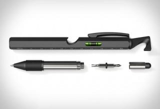 Caneta Ferramenta Atech 9-in-1 Tool Pen