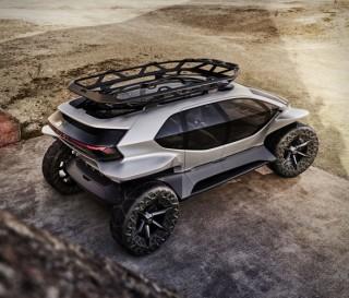 Audi AI:Trail Quattro - Imagem - 2