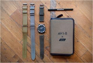 Relógio Avi-8 X - Worn & Wound - Imagem - 5