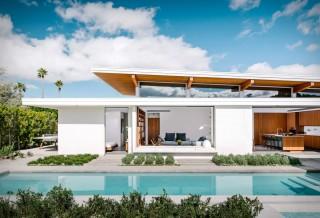 Casa Pré-Fabricada - AXIOM DESERT HOUSE