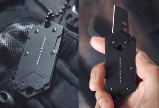 B-2 DOG TAG KNIFE