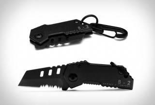 Faca de Bolso B-2 Nano Blade