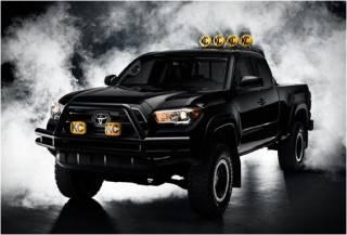 Tacoma De Volta Para O Futuro | Toyota