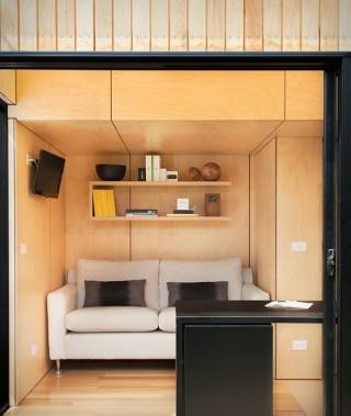 Arquitetura - Quarto Pré-Fabricado - Backyard Room - Imagem - 3
