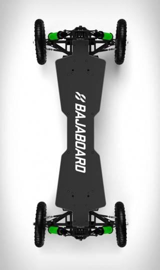 Skate Elétrico BajaBoard - Imagem - 2