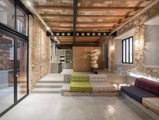 Apartamento Barcelona Loft industrial - Imagem - 2