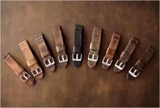 Pulseiras de Relógio Feita à Mão - Bas & Lokes