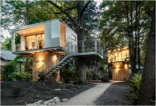 Casa na Árvore - Baumraum - Imagem - 4