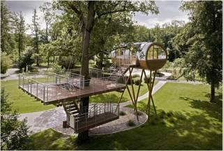 Casa na Árvore - Baumraum - Imagem - 2