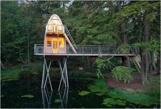 Casa na Árvore - Baumraum