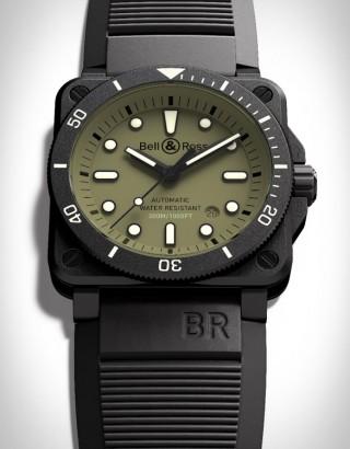 Relógio Militar Bell & Ross - Imagem - 4