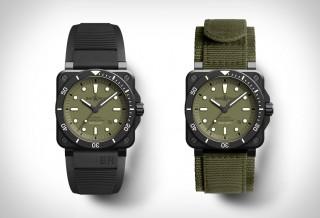 Relógio Militar Bell & Ross
