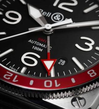 Relógio Bell & Ross BR 03-93 GMT - Imagem - 2