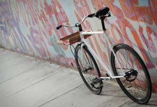 Bagageiro para Bicicleta Bent Basket
