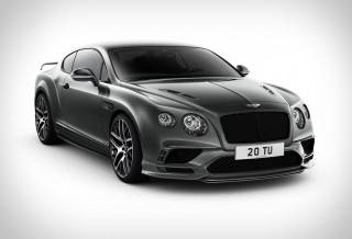 Carro Supersports Continental | Bentley
