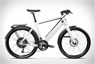 BICILETA ELÉTRICA INTELIGENTE- STROMER ST2 ELECTRIC BIKE