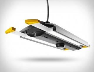 Grande Luminária LED de Garagem - Imagem - 3
