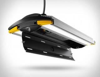 Grande Luminária LED de Garagem - Imagem - 4