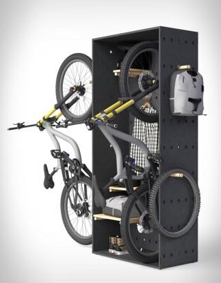 Armazenamento de Bicicleta - BIKE BOX - Imagem - 4