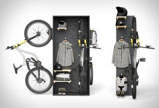 Armazenamento de Bicicleta - BIKE BOX