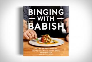 Livro de Receitas - BINGING WITH BABISH