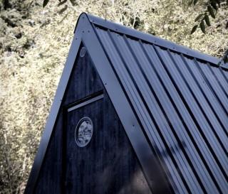 Cabana Portátil pré-fabricada Bivvi - Imagem - 4