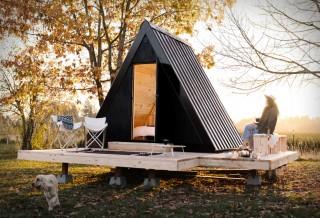 Cabana Portátil pré-fabricada Bivvi