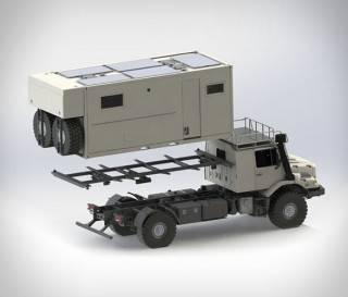 Veículo de Expedição Bliss Mobil - Imagem - 2