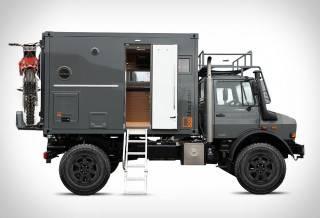Veículo de Expedição Bliss Mobil