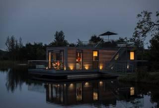 Casa Flutuante Bluefield