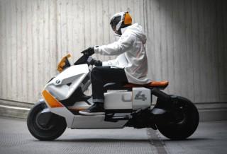 Scooter Elétrica BMW Definição CE 04